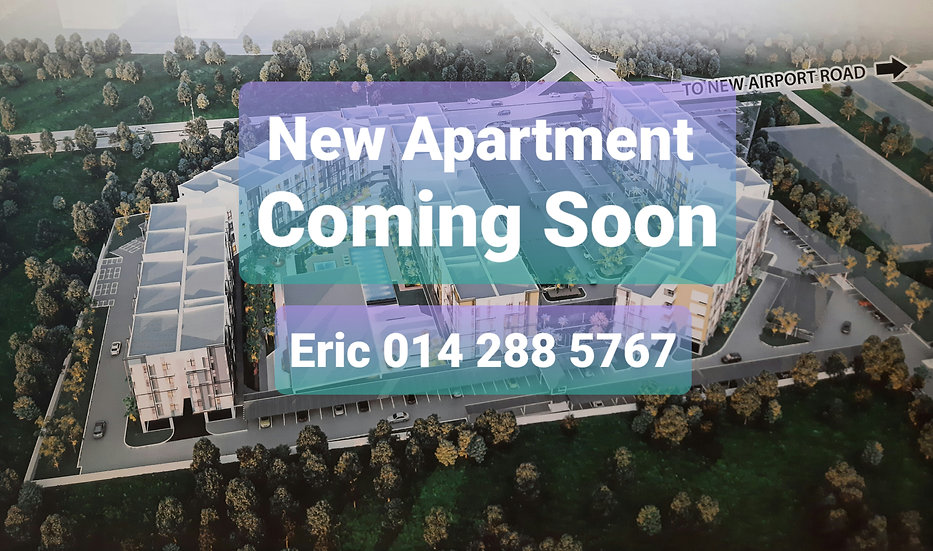 OPEN FOR REGISTRATION - New Apartment Near Stampin Baru