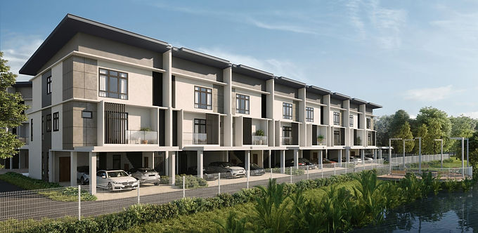 Alyvia Residences Townhouse - Type A/B