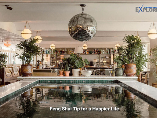 Feng Shui Tips for a Happier Life