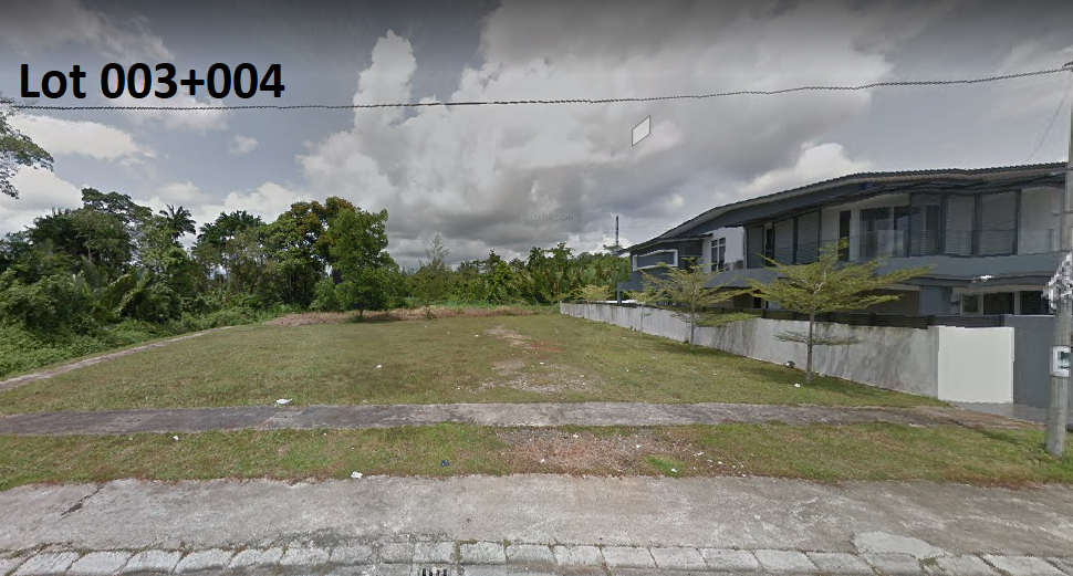Tabuan Tranquility 2 Residential Detached Lots (Land) - 0.2484 Acres