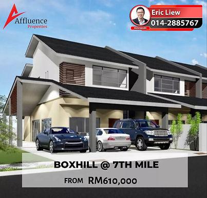 Box Hill 76 Double Storey Terrace
