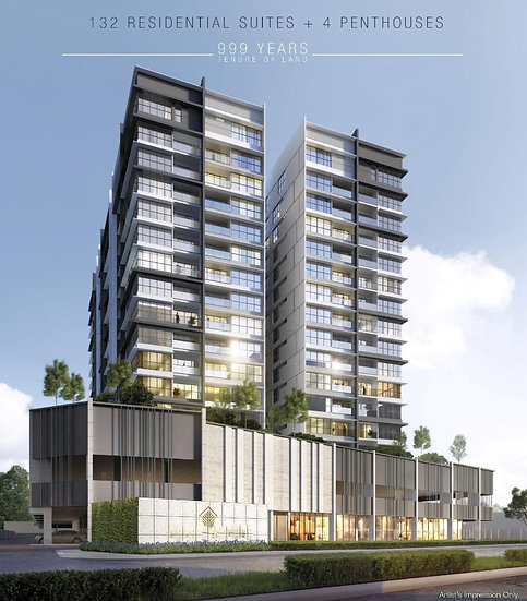 New High End Apartment Launch in Central Road