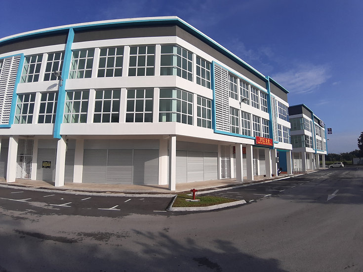3 Storey TT 3 Plaza Shop Office at Tabuan Tranquility