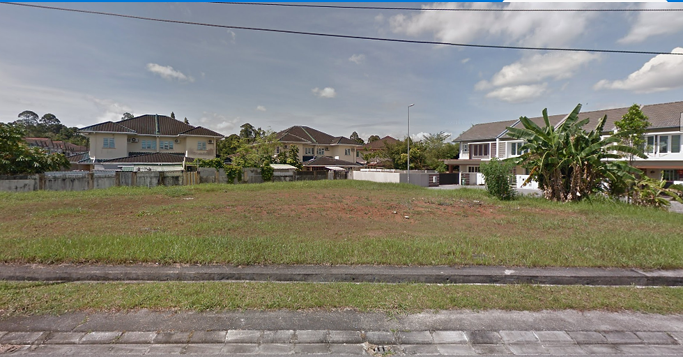 Tabuan Tranquility 5 Residential Detached Lots (Land) - 0.334 Acre