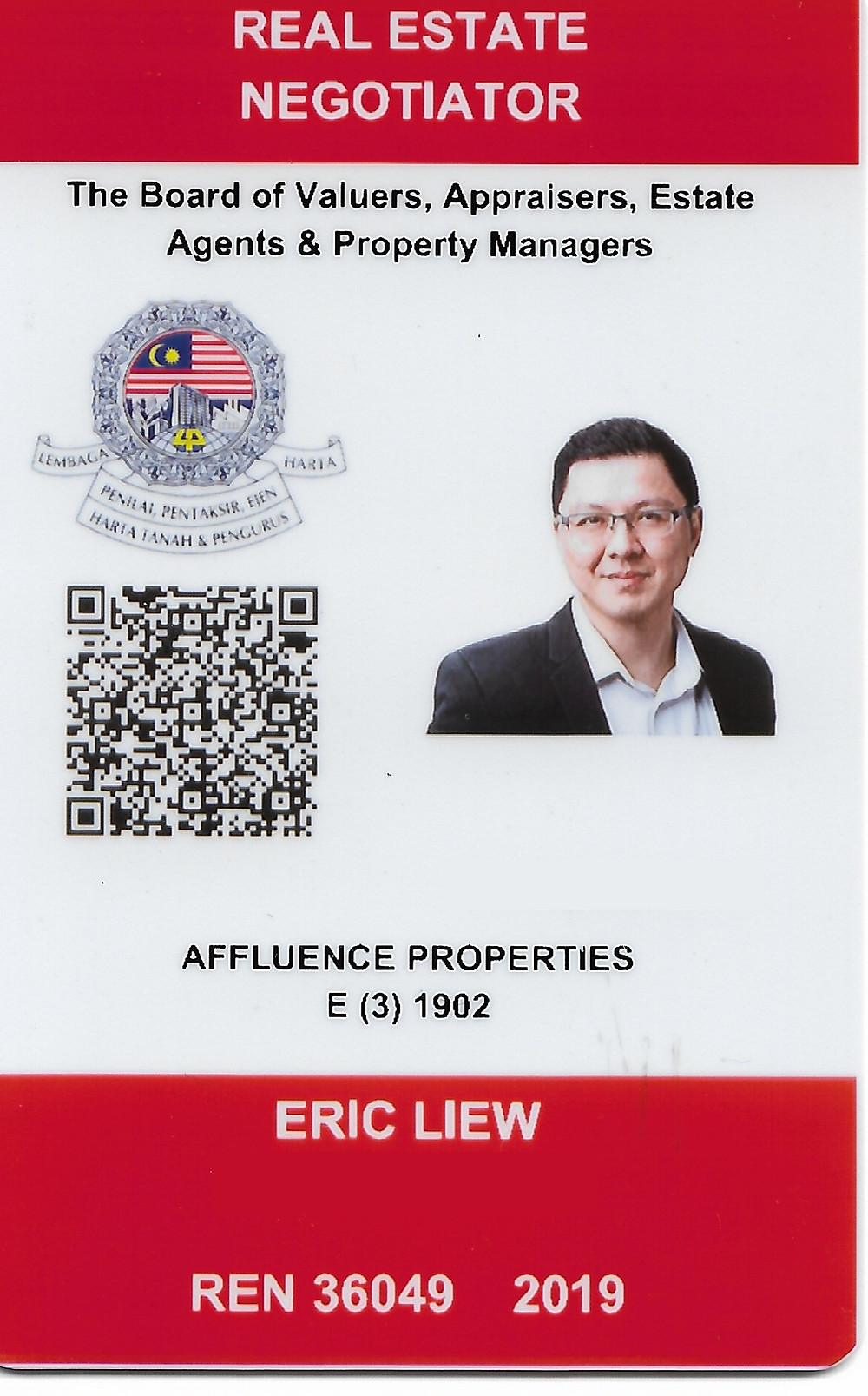 Affluence Properties E (3) 1902