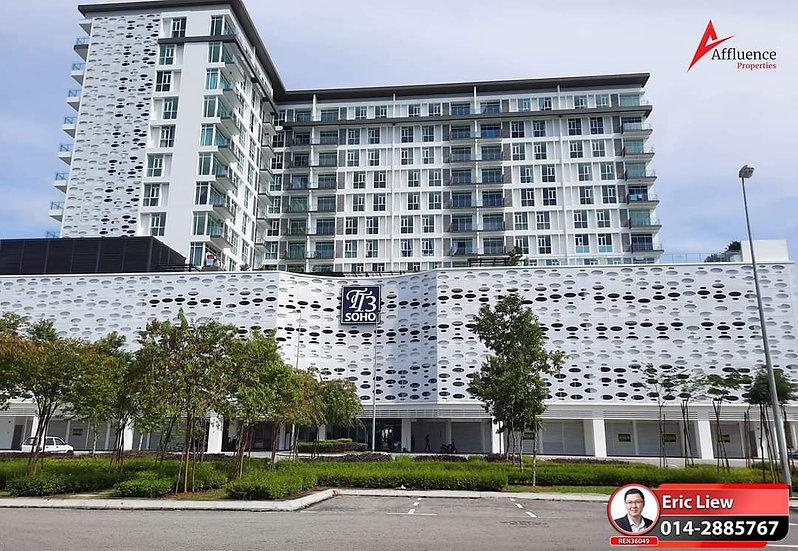 TT3 SOHO Commercial at Ground Floor