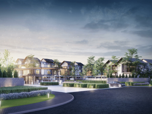 Sarawak Property Market - High prices and Over Supply highrise residential