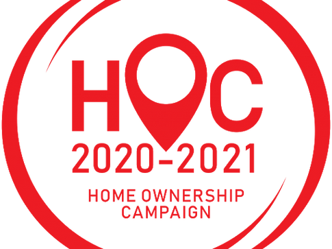 What is HOC 2020-21 Home Ownership Campaign?