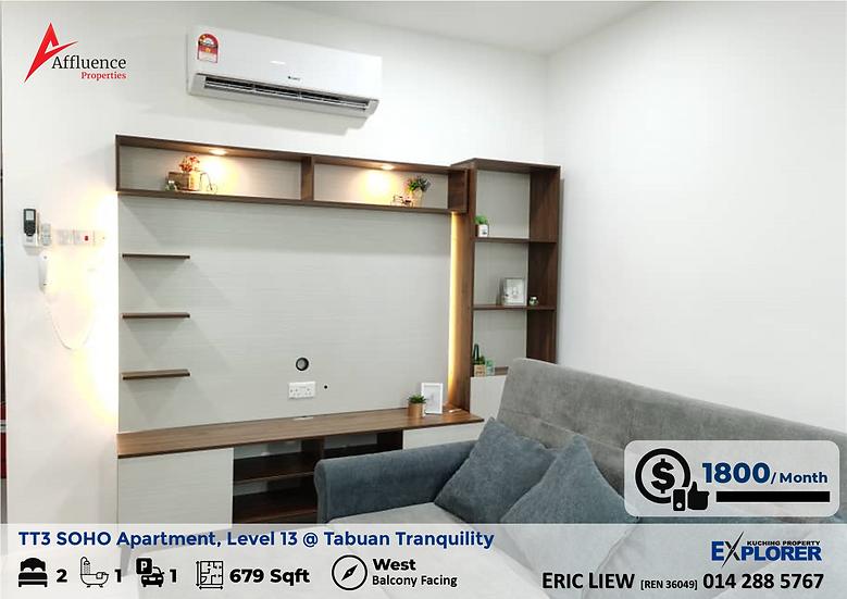 TT3 Soho Apartment at Level 12