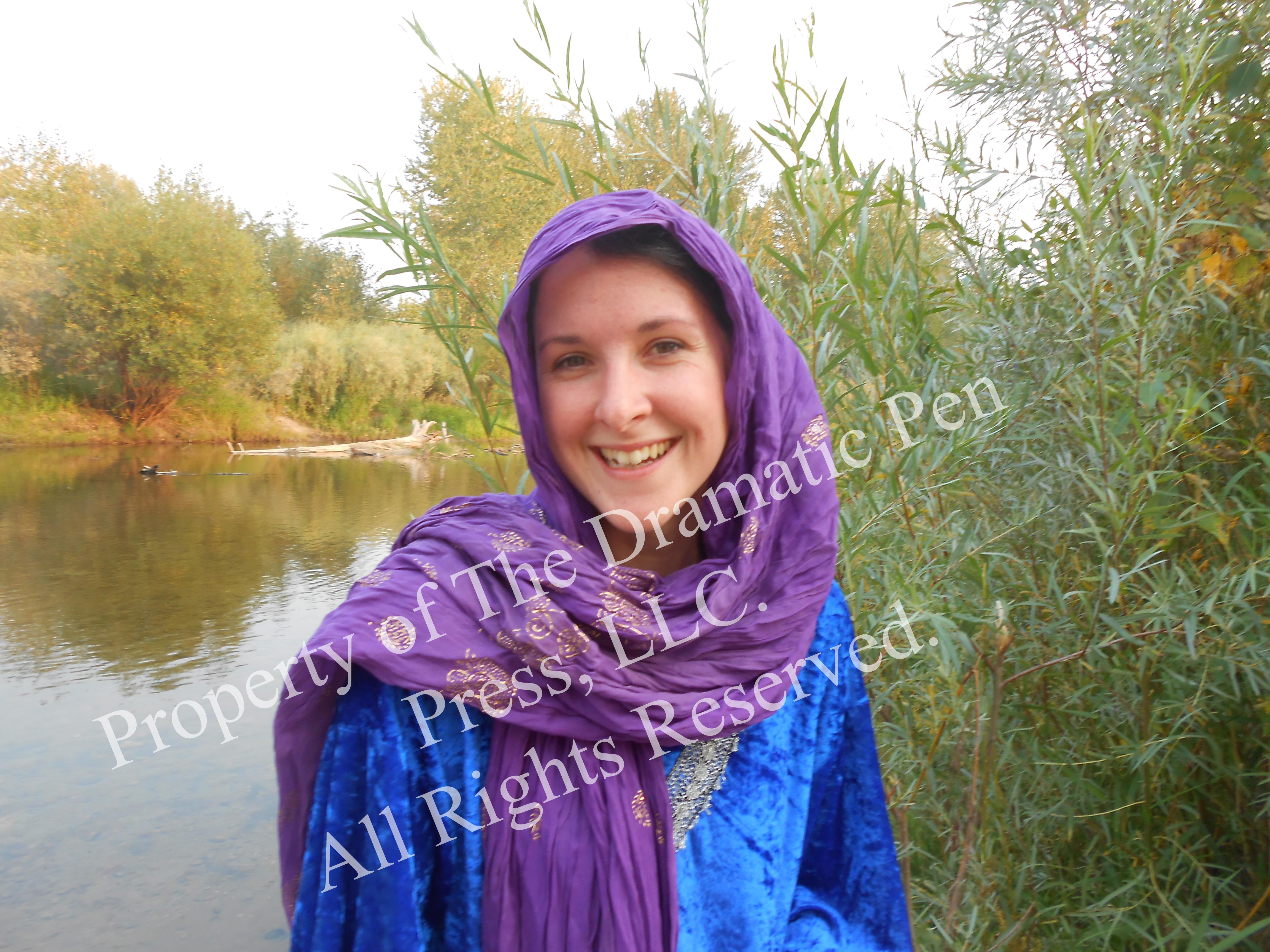 Happy Biblical Woman