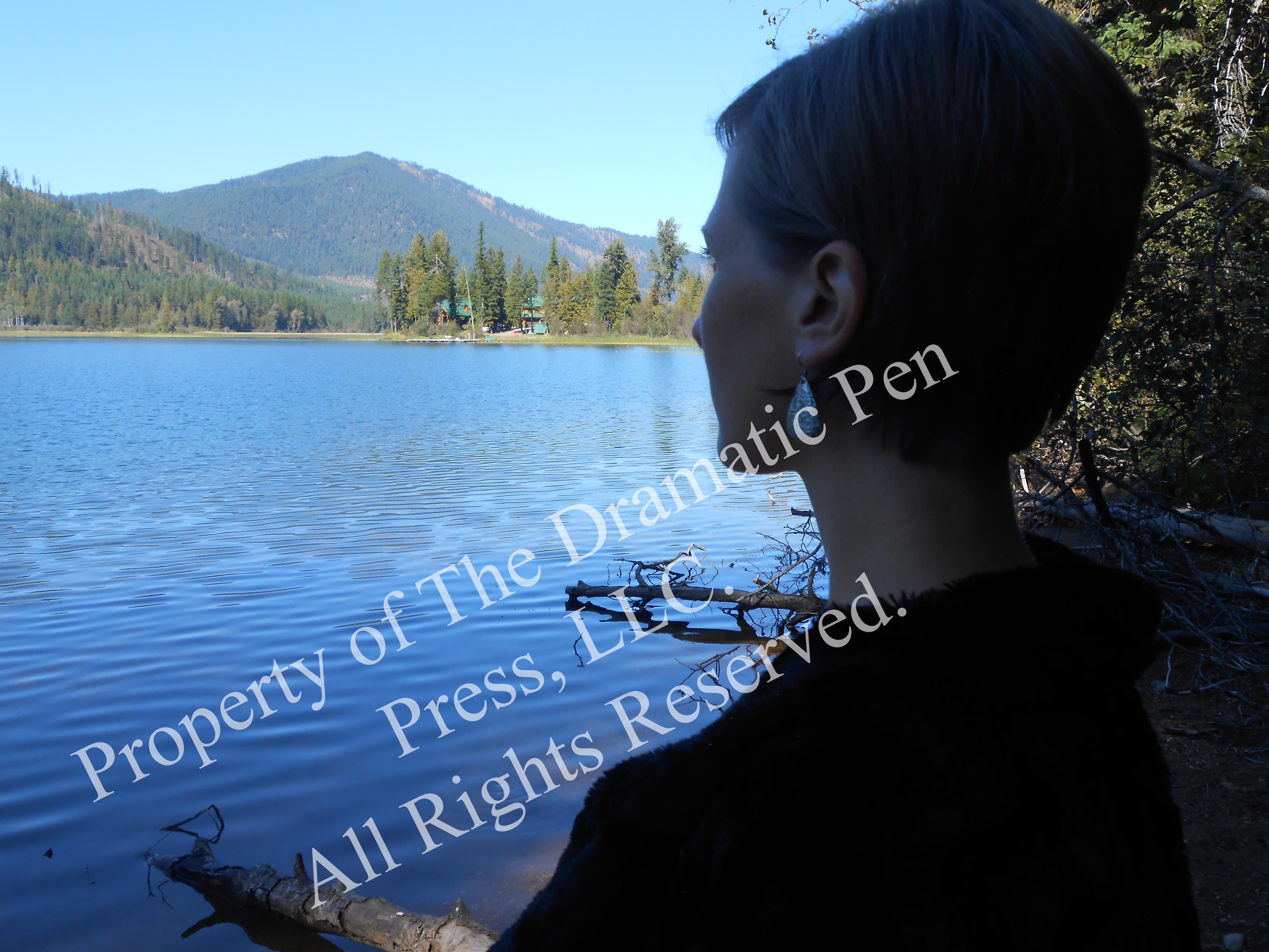 Lady by Lake Profile