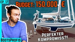 Das perfekte Segelboot für's Sabbatical ?! Gutachten & Test Segeln im Mittelmeer   BootsProfis #17