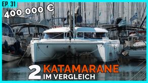 Ein Katamaran für die Weltumsegelung - Der KOMPROMISS aus Platz und Segelleistung   BootsProfis #31