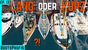 Welche Schiffsgröße ist die richtige? Vor- und Nachteile auf Langfahrt   BootsProfis #13 (Bootskauf)