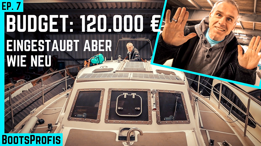 Segelboot kaufen mit den BootsProfis: für den Ausstieg