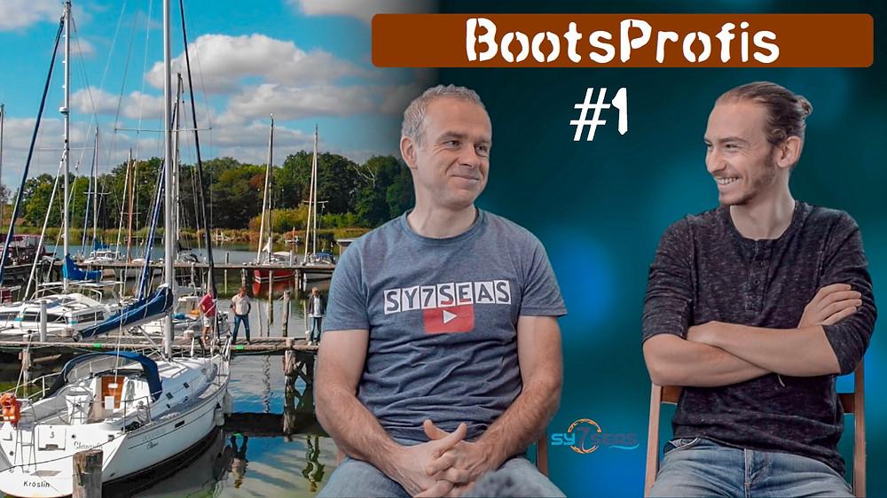 BootsProfis #1 - Segelboot kaufen mit den BootsProfis