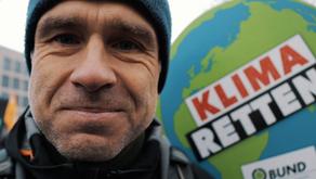 Was Reisen verändert: Umweltschutz vs. Konsum UND Anti Kohle Demo Berlin
