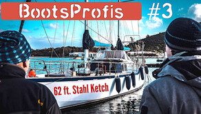 Auf Bootssuche: geeignetes Rumpfmaterial, Osmose und eine 62 ft. Stahl Ketch   BootsProfis #3