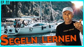 Die ERSTEN Segel-Erfahrungen auf einer 14 Meter Bavaria | Viel Technik, Viel Segeln | BootsProfis#22