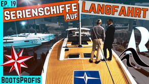 Sind Serienschiffe geeignet für LANGFAHRT ?! 7 Kriterien im Vergleich - BOOT 2020   BootsProfis #19