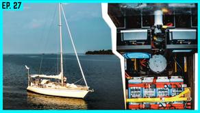 Vor 2 Jahren bauten wir einen Elektromotor ein! Würden wir es wieder machen?   BootsProfis #27