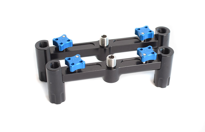 2 Rod Adjustable Buzz Bar(Discontinued Thumbscrews)
