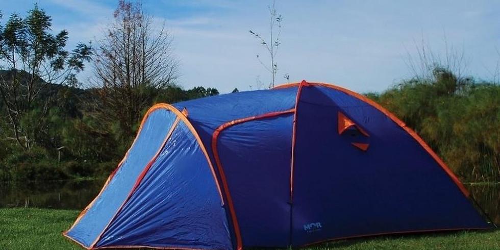 Loja anuncia Barraca de Camping para 05 pessoas por R$ 453,00