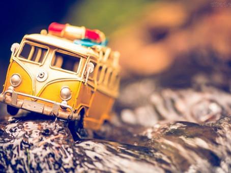 Viagem de Kombi: Conheça 06 casais no Brasil a bordo de suas kombis.