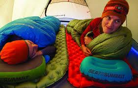 travesseiro para camping