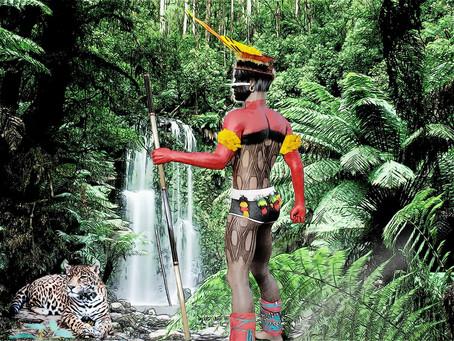 """Essomericq: o primeiro índio a """"viajar"""" e se tornar nobre na Europa"""