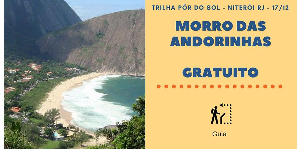 Trilha Gratuita - Morro das Andorinhas - Niterói RJ