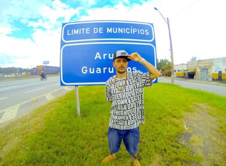 EcoAndo Música na Estrada apresenta: DJ PAMPLONA (RJ)