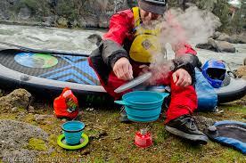 panela para camping