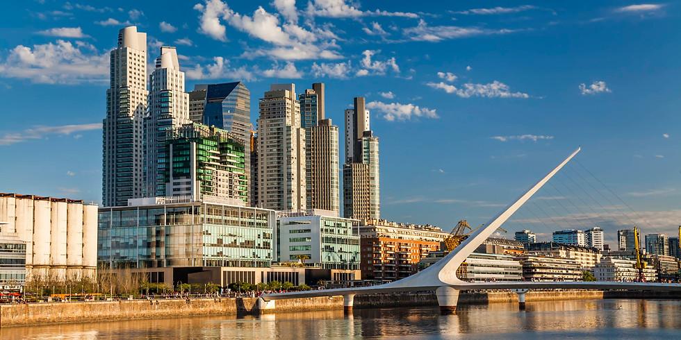 Agência anuncia Passagens + 03 diarias em Buenos Aires a partir de R$ 999,00