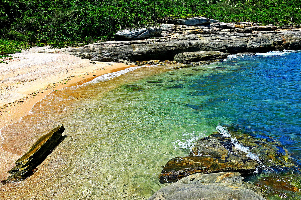Praia de itapebussus rio das ostras