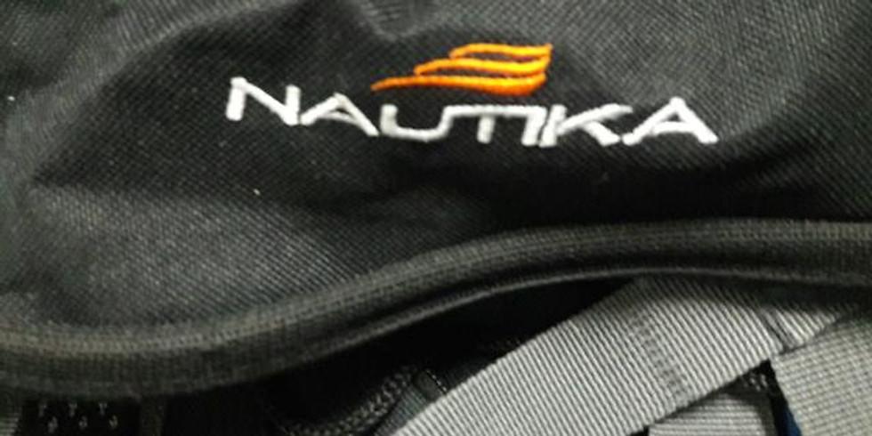 Promoção: Mochila Nautika de 80L por R$ 250,00