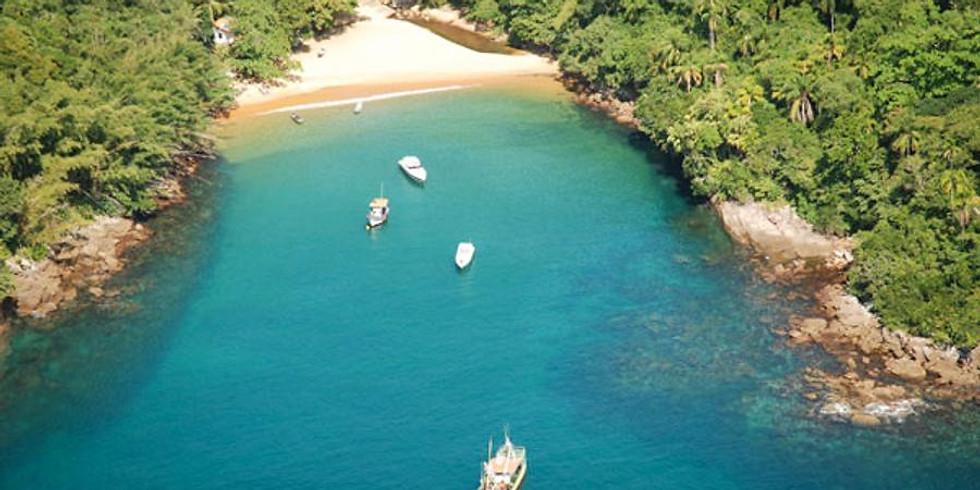 Hospede-se de frente para o mar a partir de R$ 50,00 e ainda ganhe 15% em passeios em Ubatuba