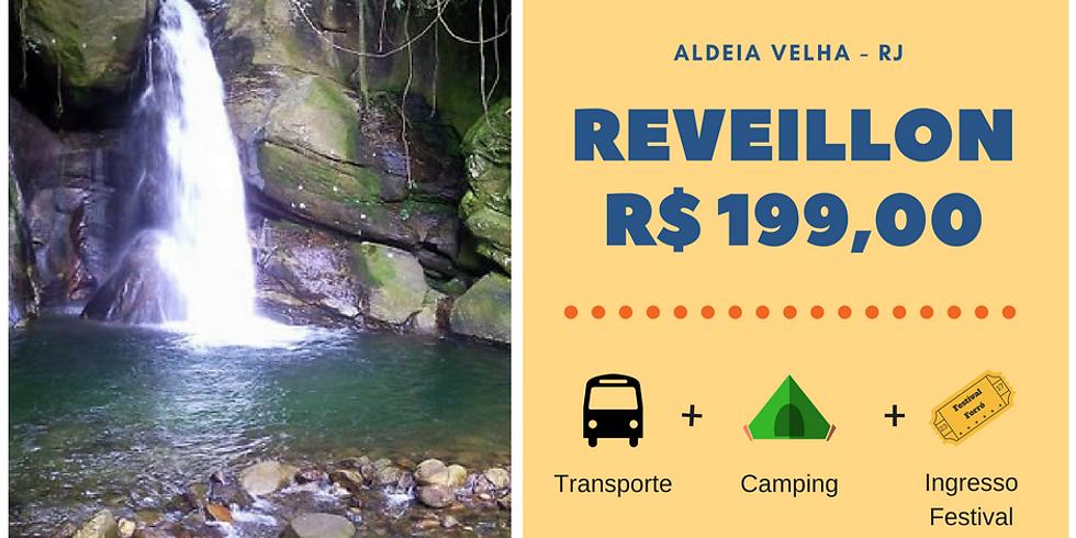 Reveillon em Aldeia Velha RJ