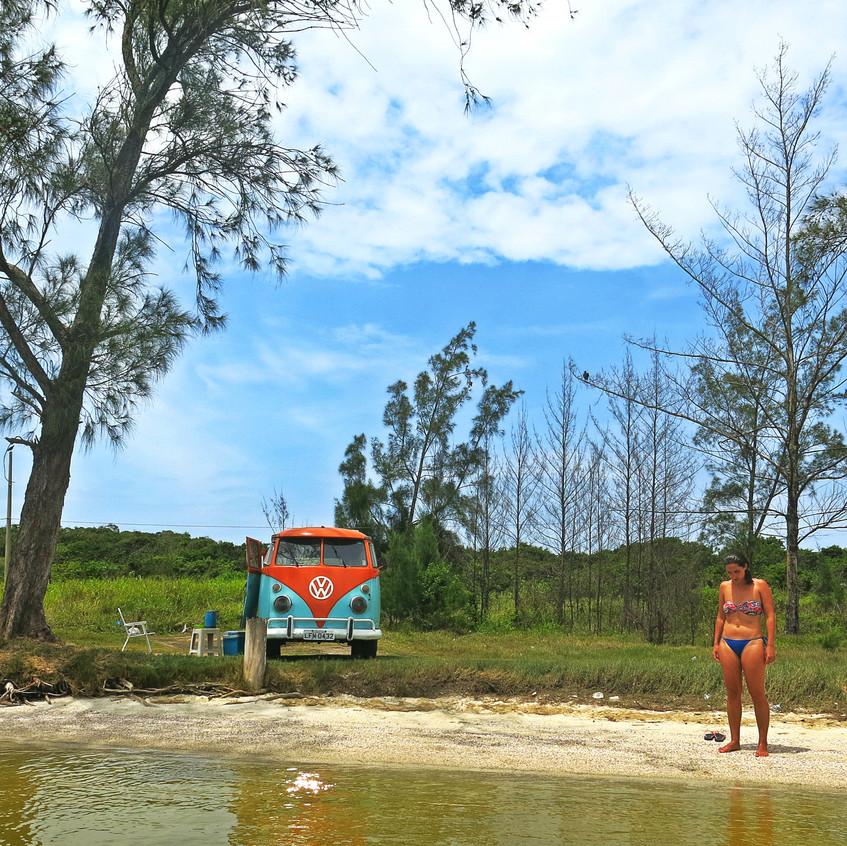 praia seca