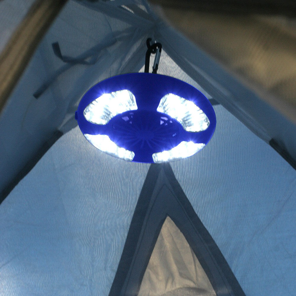 Ventilador para camping carro kombi