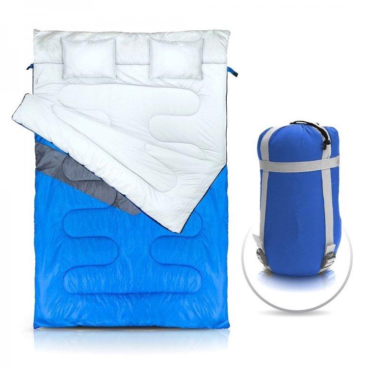 saco de dormir camping