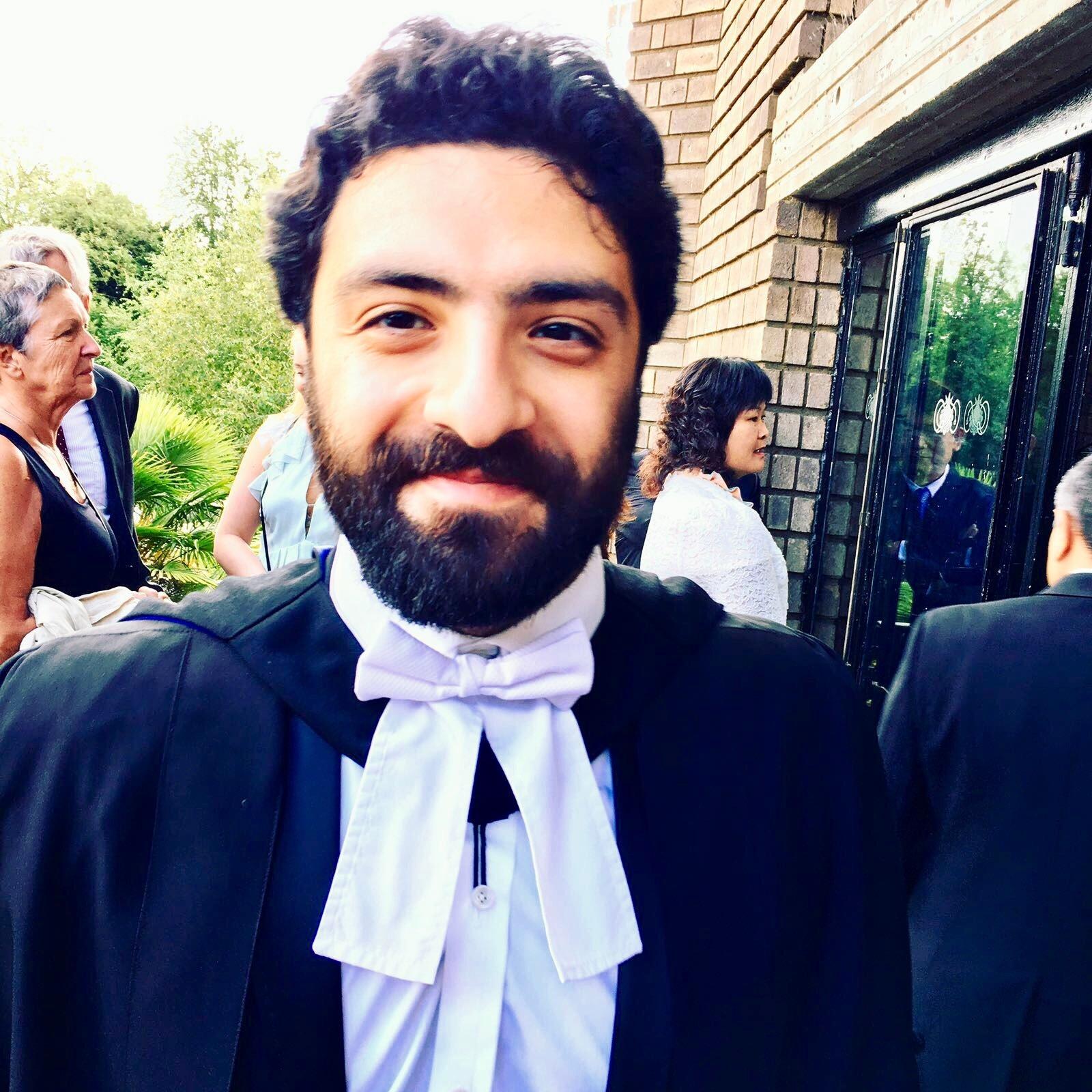 Farbod Akhlaghi-Ghaffarokh