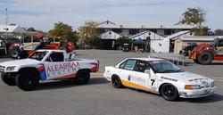 Aleabrax Stadium Truck and Saloon Car
