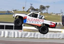 Aleabrax Stadium Truck - Paul Morris