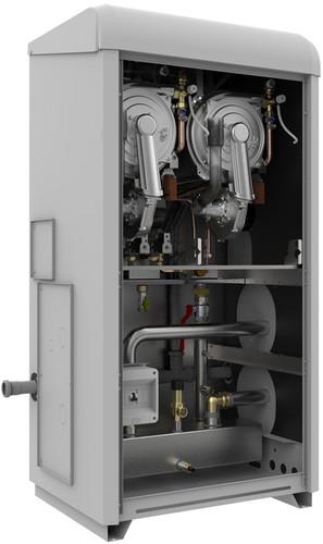 Forza F100 - Integrated Hydraulic Separator