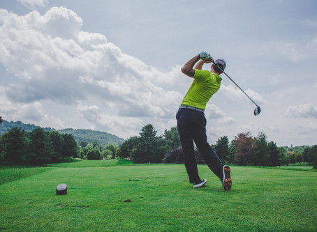 How a Simple Cushion is Helping with Golf Back Pain