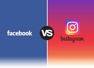 Facebook vs. Instagram:  Which one is Better for Business?