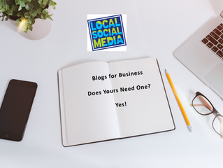 Why Blog? 5 Good Reasons Your Business Needs a Blog
