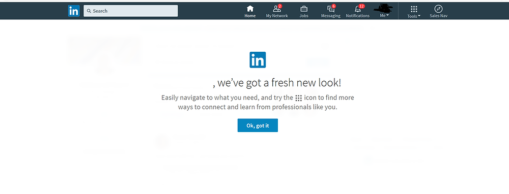 LinkedIn Has a Fresh New Look
