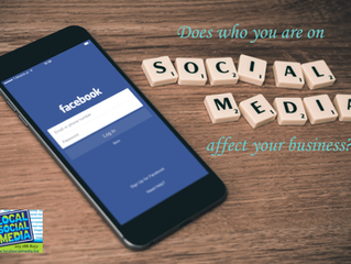 Does Who You Are on Social Media Affect Your Business? YOU BETCHA!